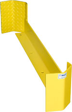 Contact Bluff Manufacturing for Crash Guard Protector Post and Products call us today at 800-433-2212.